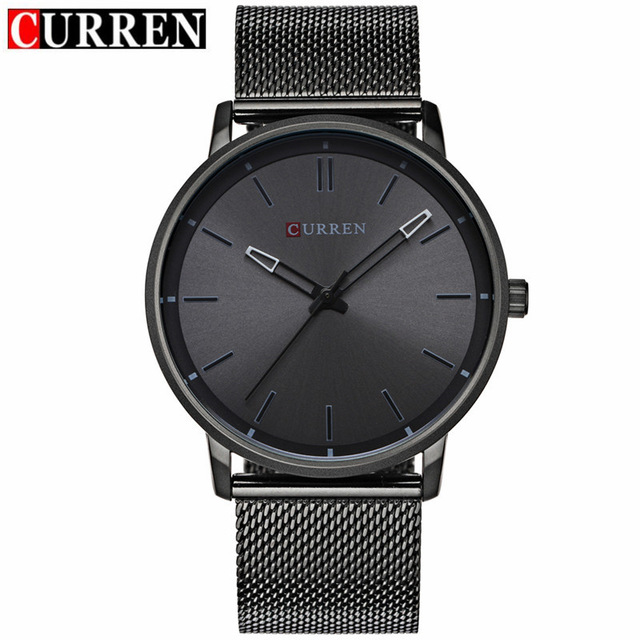 Relogio Masculino De Luxo Mesh Strap Watch Mens Watchs Top Brand Luxury Watch Men Thin Fashion Clock Men Quartz Wristwatches наматрасники bloom наматрасник luxo sleep 135x70