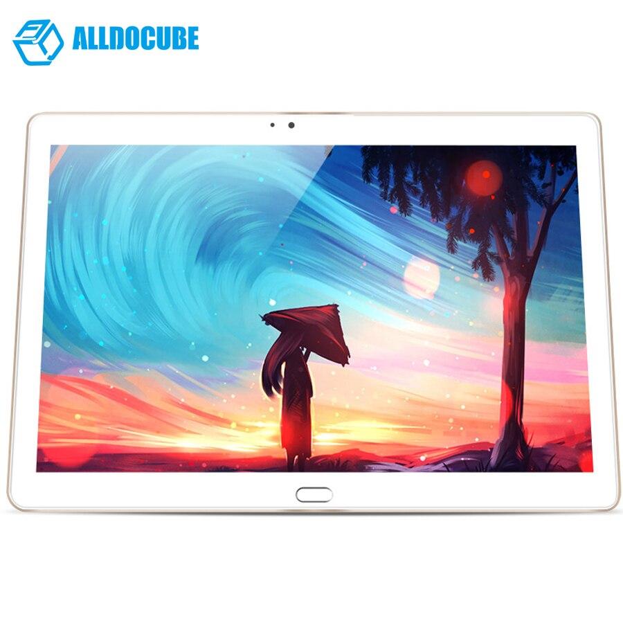10.1 pouces tablettes Alldocube Cube gratuit jeune X7 T10 Plus Tablette Pc 1920*1200 Tablette Core Android 6.0 3 gb Ram 32 gb Rom Phablet