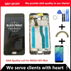 AAA Quality LCD+Frame For MEIZU M5 Mini Lcd Display 5.2 Inch Screen+Digitizer Touch screen Replacement For M611D/A/Y/H