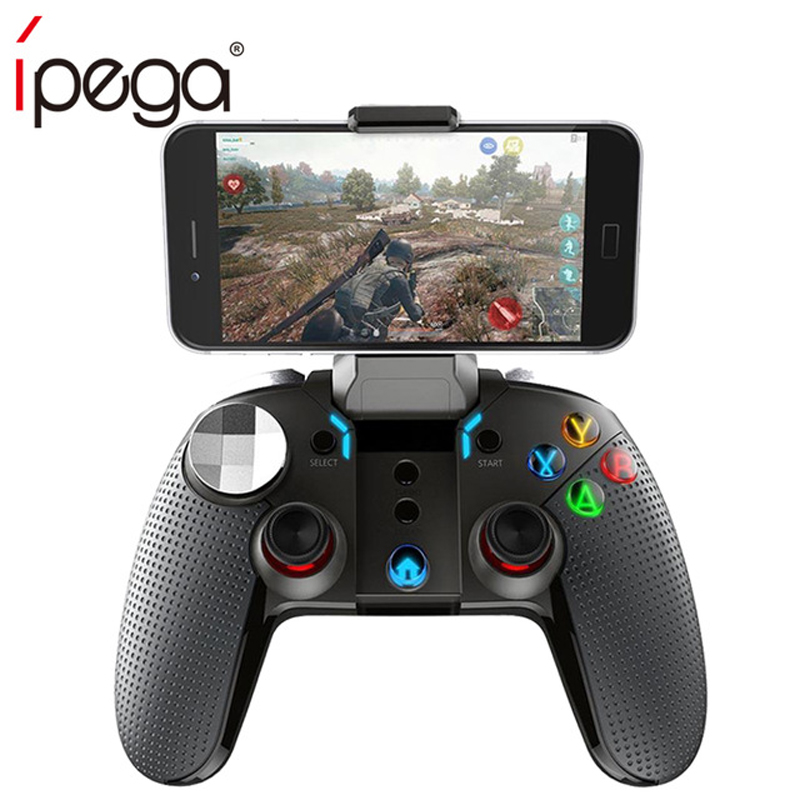 Ipega 9099 Wireless Console Game Pad Bluetooth Gamepad Controller Mobile Trigger Joystick For Android Phone PC Mobil HandleIpega 9099 Wireless Console Game Pad Bluetooth Gamepad Controller Mobile Trigger Joystick For Android Phone PC Mobil Handle