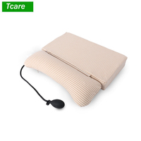Inflatable cervical support cushion health neck pillow adult spine with cervical special traction sleep waist brace support