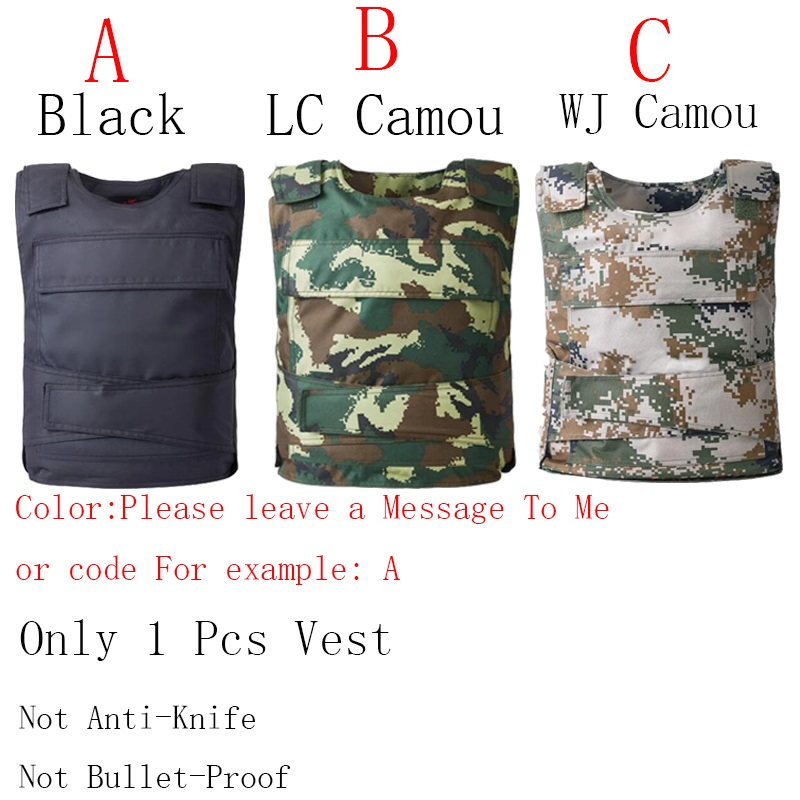 Reasonable Bulletproof Vest Military Tactical Aramid Bullet Proof Vest Ak 47 Carrier Bulletproof Board Police Swat Protection Vest Security & Protection
