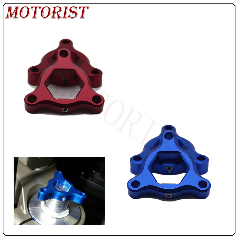 For Honda CBR 1000 RR <font><b>CBR1000RR</b></font> <font><b>2008</b></font> 2009 2010 motorcycle accessories 19MM suspension fork preload adjusters image
