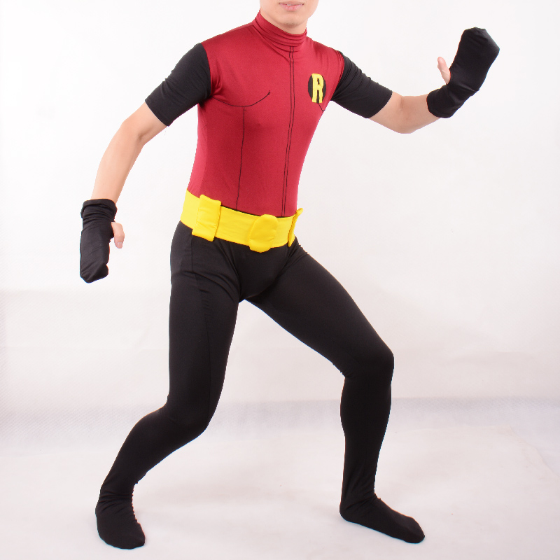 Aliexpress.com : Buy Robin costume adult Halloween costumes for ...