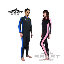 Unisex Anti-UV Protection One-piece Swimwear Snorkeling Suit Surfing Suit Tight – Fitting Water Sport Wetsuits Diving Suit