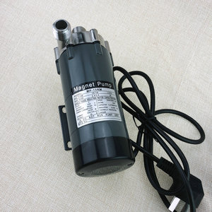 Image 3 - 304 edelstahl kopf Magnetische Pumpe 15R, bier brauen pumpe, hohe Temperatur Wider 140C bier Magnetische Stick Pumpe Hause Brauen