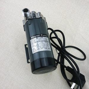 Image 3 - 304 stainless head Magnetic Pump 15R ,beer brewing pump,High Temperature Resisting 140C beer Magnetic Drive Pump Home Brew