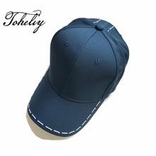 2018 New style design Original High quality personality embroidery men  women Cotton Baseball Cap bone Snapback f2ddd015f3b4
