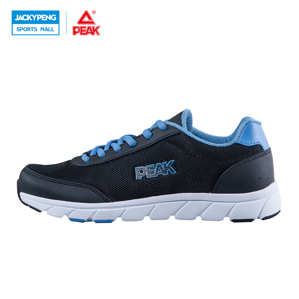 PEAK Running Shoes For Women 2017 Breathable Spring And Summer Lady Sneakers Trainer Sport Shoes 36-40 SIZE kelme 2016 new children sport running shoes football boots synthetic leather broken nail kids skid wearable shoes breathable 49