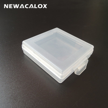 Mini Frosted Plastics Storage Box for Electronic Component Parts SMD SMT Screw Knitting Toolbox