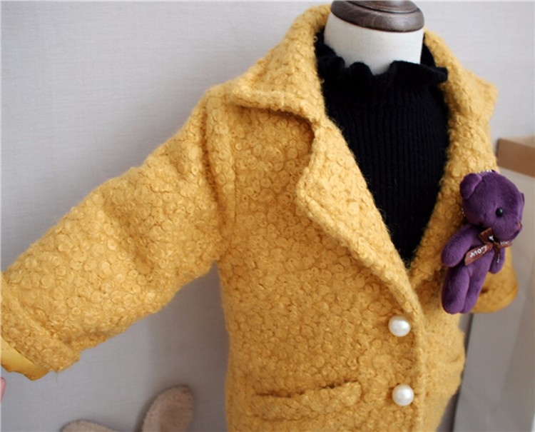 Girls coat  6