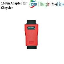Autel 16pin адаптер для Chrysler для autel MaxiSys Pro ms908p& autel MaxiSys Elite, ms906, ds808, mk808