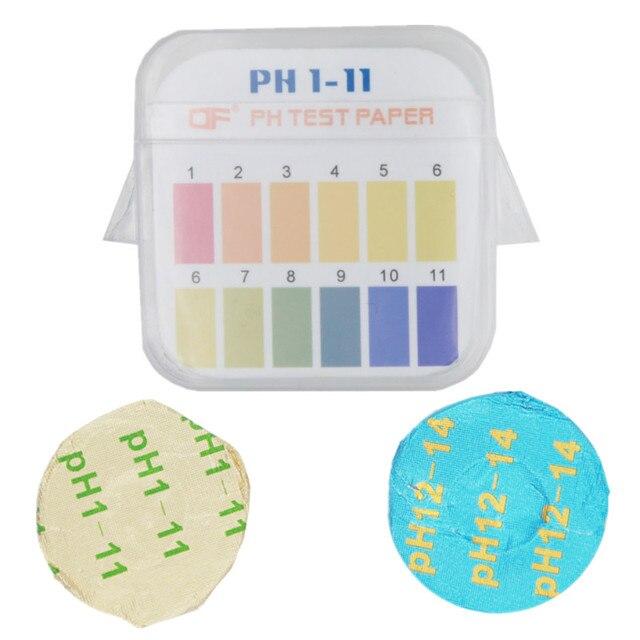Full Range 1 11 12 14 Ph Test Paper Alkaline Acid Ph Test Strips