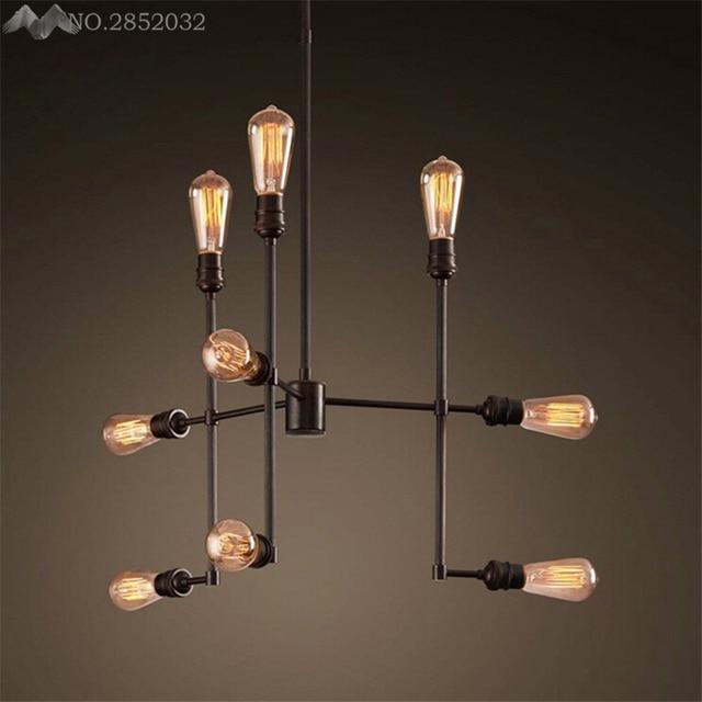 retro pendant light edison bulb mordern nordic lights fixtures
