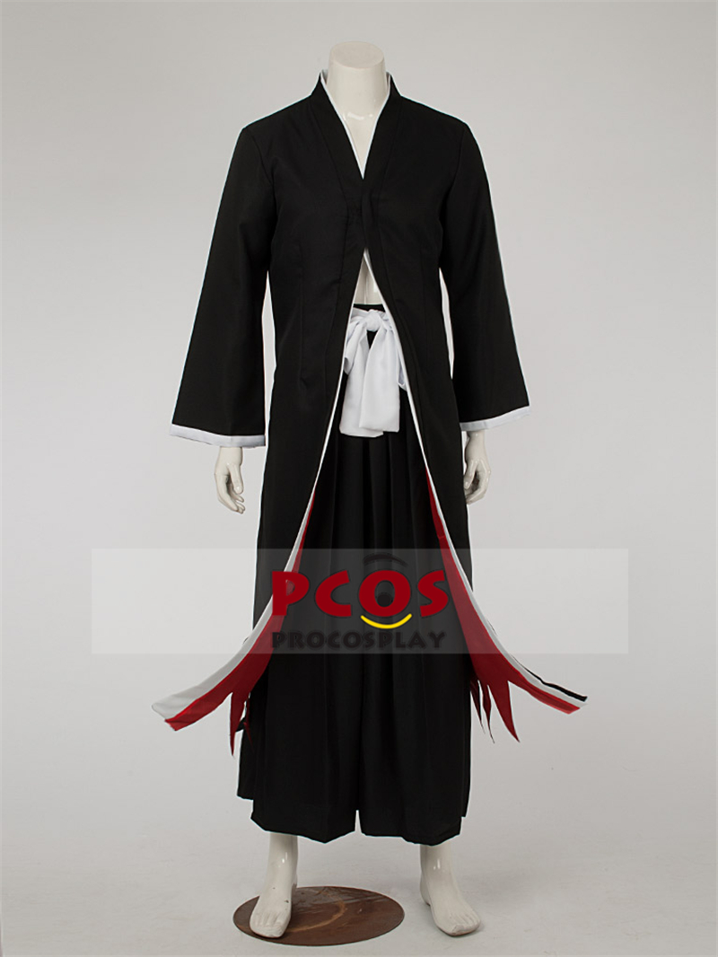 Ready to wear * US stock * Kuchiki Rukia from Bleach Cosplay Kurosaki ichigo Costume mp002581