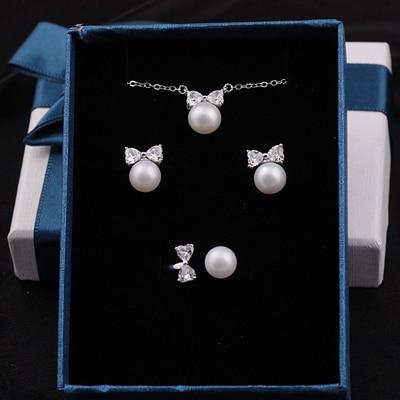 MeiBaPJ A Bows Pearl Suit...