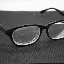 Очки, очки для глаз, оправы для матового угля, как супер качество, мужские Goc, высокая близорукость, близорукость, миодисковые очки-11,5 Pd = 64