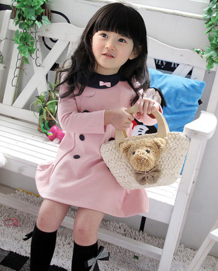 Aliexpress.com : Buy 1 x Little girl&39s dress for 2 8 years old ...