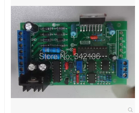Free Shipping!!!  Stepper motor driver board L297 + L298 carved engraving machine driver board opto isolated module sensorFree Shipping!!!  Stepper motor driver board L297 + L298 carved engraving machine driver board opto isolated module sensor