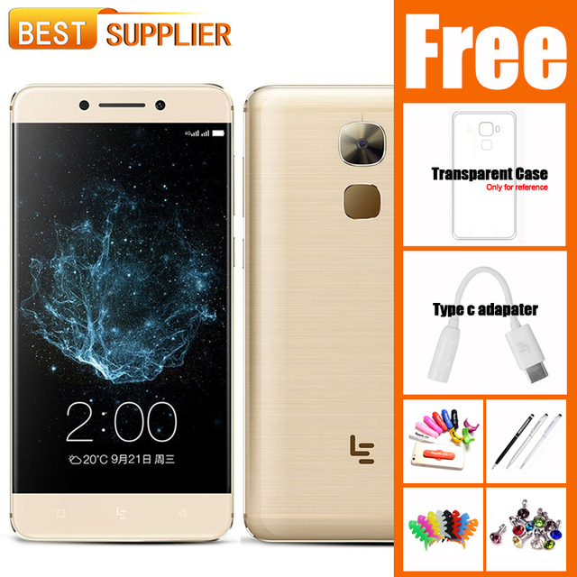 "In Stock Letv Le 3 Pro LeEco Le Pro 3 X720 Snapdragon 821 5.5"" Dual SIM 4G LTE Mobile Phone 4G/6G RAM 32G/64G ROM 4070mAh NFC"