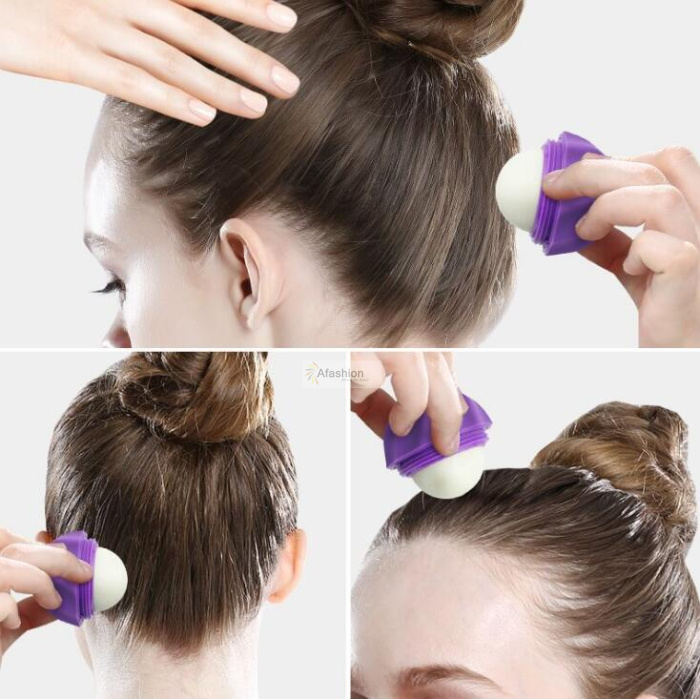 1pc Magic Hair Styling Wax Ball Quickly Tidy The Messy Hair Ball For