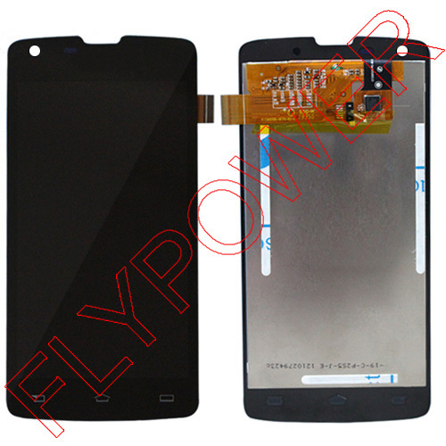 For Philips W8510 LCD Screen Display with Touch Screen Digitizer +back light Assembly black new by free shipping;100% Warranty