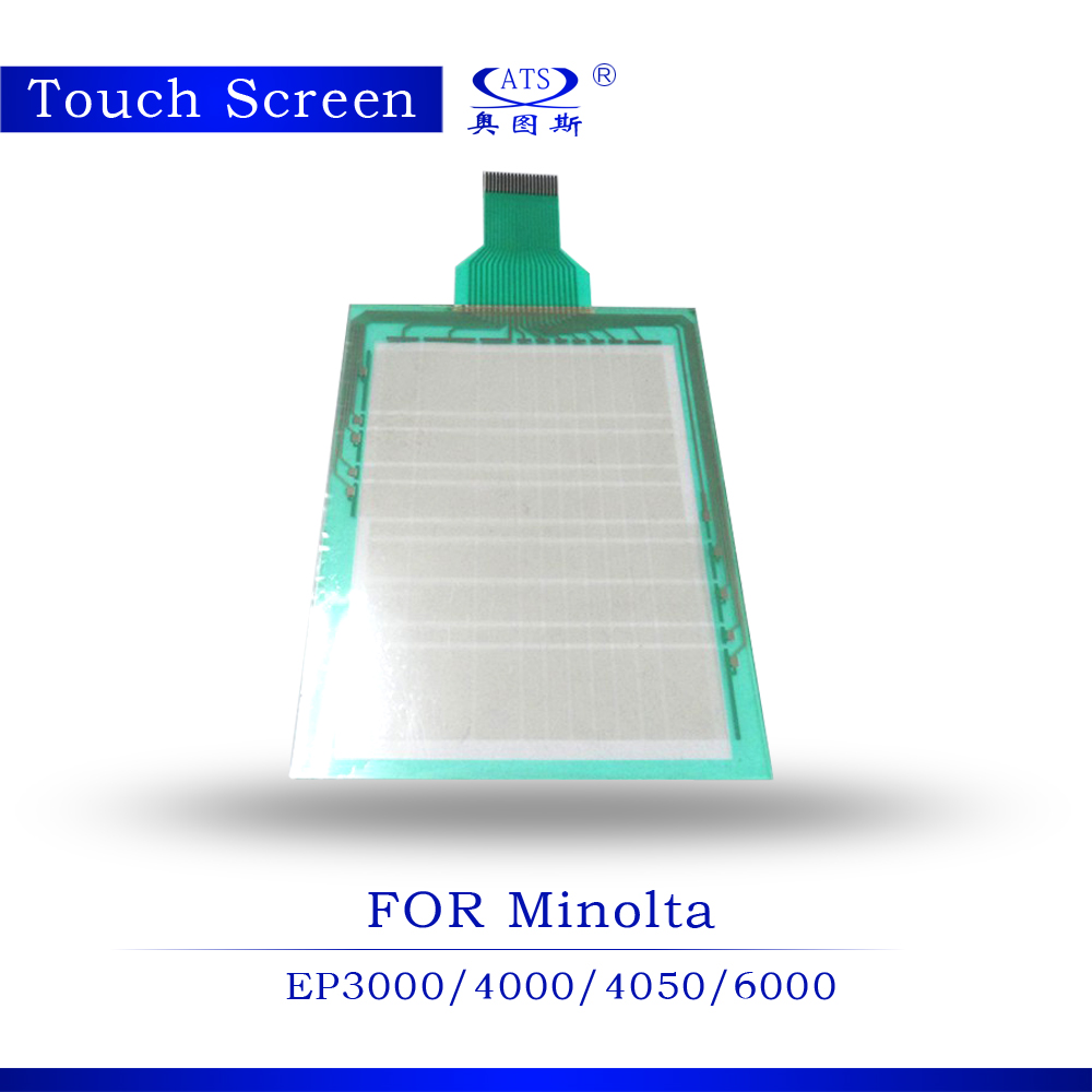 1pcs Photocopier Machine Touch Screen for Minolta EP 3000 4000 4050 6000 Photocopy Copier Parts <font><b>EP3000</b></font> Touch Screen Panel image