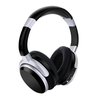 Wireless Headphones Bluetooth Headset Supper Bass Stereo FM Music Headphone with Microphone for phone Active Noise Cancelling