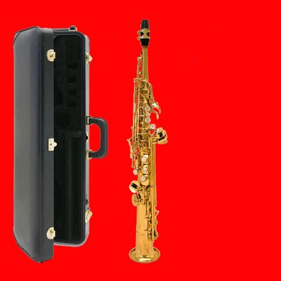 Hakuo S 901 Саксофон сопрано прямо sachs оригинальные