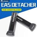 Segurança Handkey EAS Exibição Gancho Hanger Releaser Magnetic Lockpicks Mini Detacheur TR48 Cor Preto