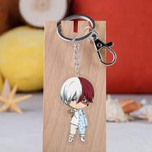 Anime mon héros académique Cosplay accessoires accessoires tout pourrait Midoriya Izuku Todoroki Shoto Bakugou Katsuki porte-clés