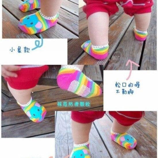 Носки-башмачки) детские кружевные носки нескользящие носки-башмачки с кондиционером