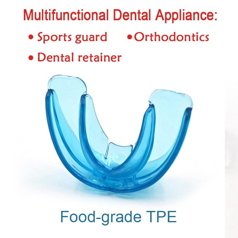 Dental Orthotics Treatment Trainer Tooth Orthodontics Braces Teeth Whitening Orthodontic Retainers Bucktooth Anti Molar Myobrace