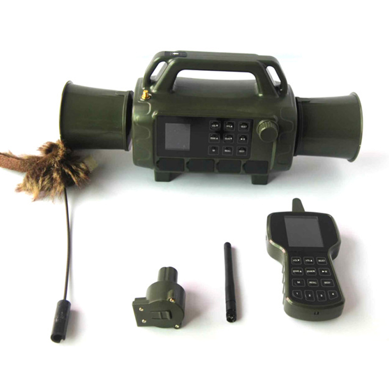 Ср-580 СИД наивысшей-мощность 400 птиц звук 35 Вт Охота mp3 птица Абонент Охота манок динамик громкий динамик пульт дистанционного управления для охоты