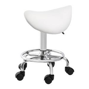 Image 5 - Yonntech הידראולי אוכף סלון שרפרף עיסוי כיסא קעקוע פנים ספא משרד הרם יופי