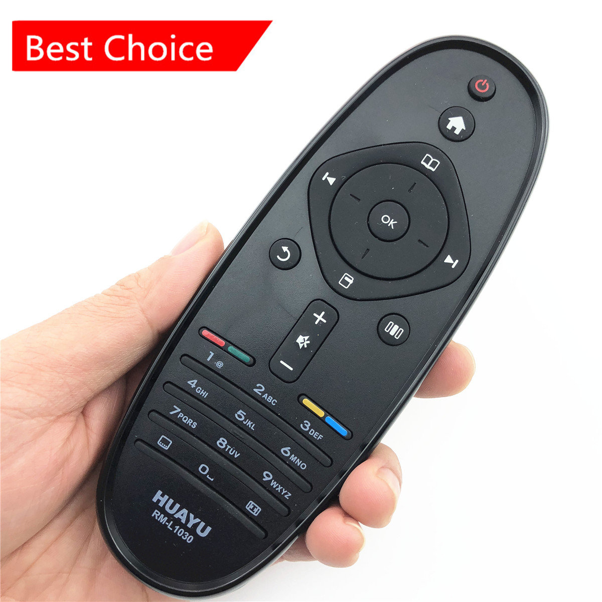 Controle remoto universal RM-L1030 para huayu/philips lcd smart tv hd 3d