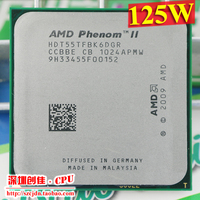 Free Shipping For AMD Phenom II X6 1055T 125W CPU Processor 2 8GHz AM3 938 Processor