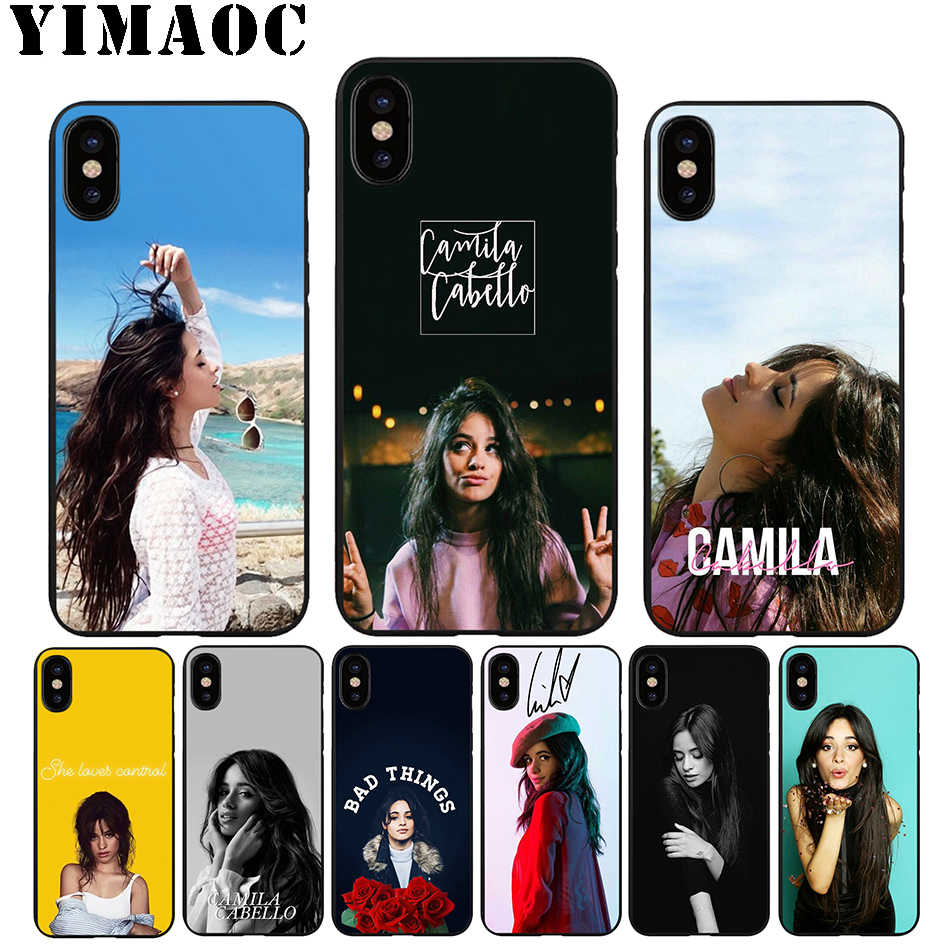 Camila Cabello Havana 3 iphone case