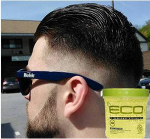 ECO styled hair gel Eco Style Gel, Olive Oil,16 oz