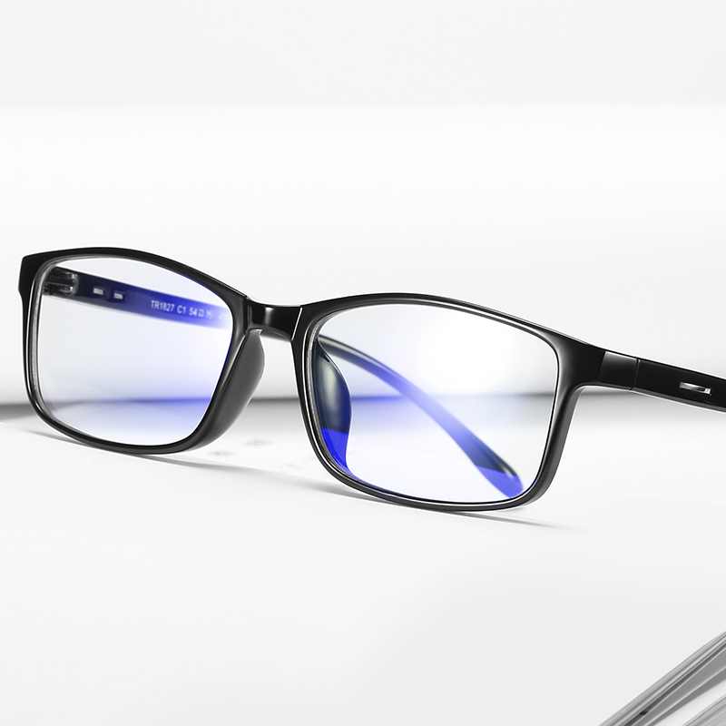 Sunglasses For Men Women Blue Light Blocking Computer Glasses Game Protective Anti-fatigue Goggles Transparent Spectacle Frame