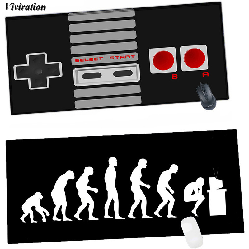 Viviration Stylish Computer Tablet PC Gaming Mouse Pad Mat 900x400mm High Quality New Arrival Laptop Notebook Computer Mouse Pad