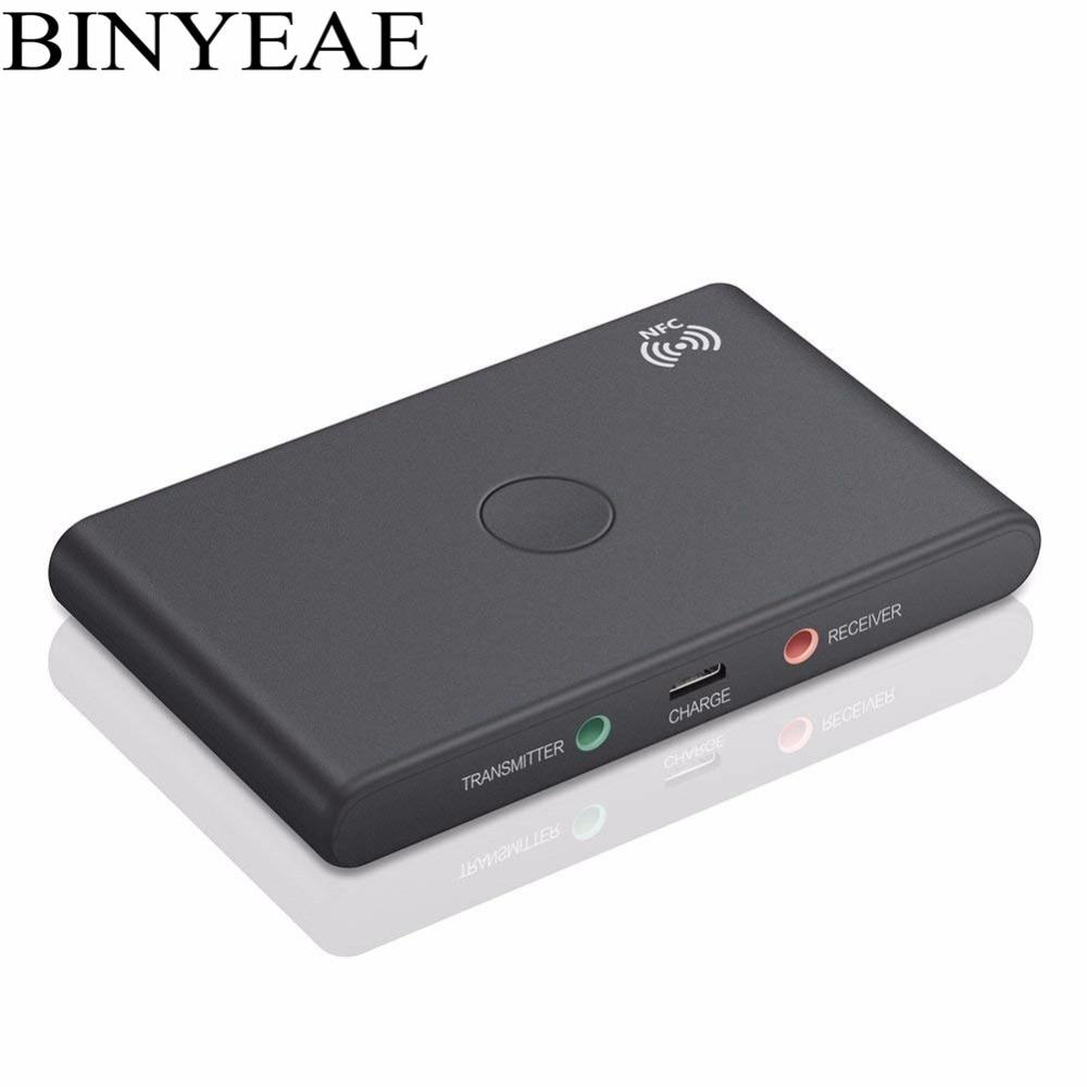 Neue 2 In 1 Wireless Bluetooth 4,2 Adapter Nfc Receiver Transmitter Musik Adapter Zu Die Aux Eingang Oder Rca Port Für Pc Kataloge Werden Auf Anfrage Verschickt Unterhaltungselektronik