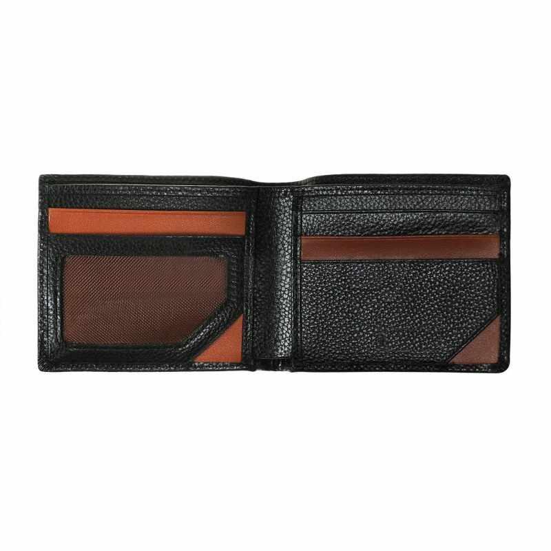 Кошелек кожаный мужской короткий кошелек первый слой воловья кожа Смарт Bluetooth Анти-потери Противоугонный корейский модный кошелек кожаные товары