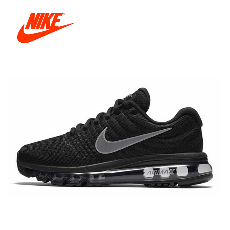 Original New Arrival Authentic Nike Air Max 17 Breathable Women