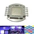 Аквариумная лампа 100 Вт  50*2 Вт  минималистичный мультичип  сделай сам  светодиодная буидальная лампа для роста  100 Вт  светодиодная лампа для ...