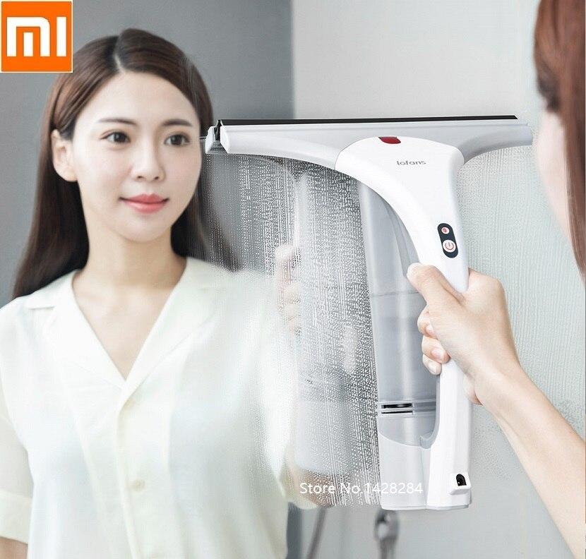 Xiaomi youpin lofans électrique verre nettoyage fenêtre cuisine bureau nettoyant sans fil portable forte aspiration nettoyeur brosse Robot