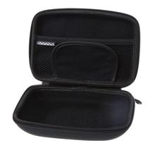 Новое поступление 6 дюймов жесткий чехол сумка для переноски на молнии чехол для gps Чехол TomTom для Garmin Sat Nav навигационная защита посылка