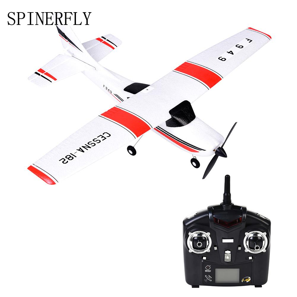 Sky King 2.4GHz RC Aircraft Fixed wing Drone Airplane Control 3CH RC Airplane Fixed Wing Plane Toy Outdoor fixed wing c1 1200mm flying wing rc airplane aircraft without electronic equipment