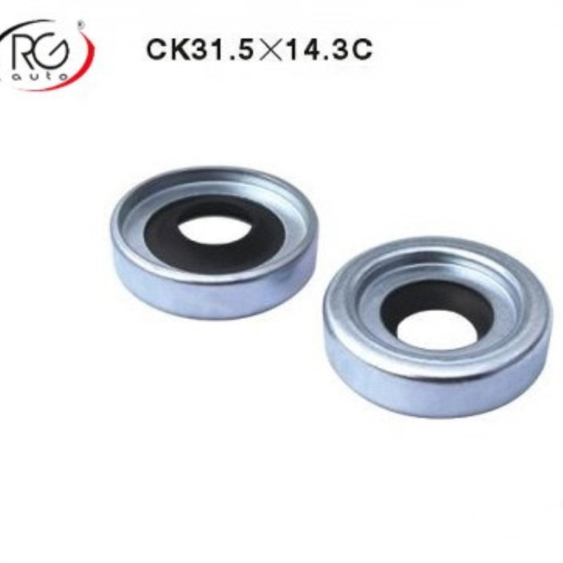 Logical Car Compressor Lip Type Shaft Seal For Gm Hd6/ht6/hr6/hr6he/r4/v5,nihon Nvr140s R134a,compressor Double Lips A/c Compressor & Clutch