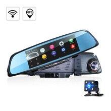 HYT 1080P dvr/dush Camera Parking Car Dvrs car detector dvr/dush camera car gps navigation Car GPS DVR Dual Camera
